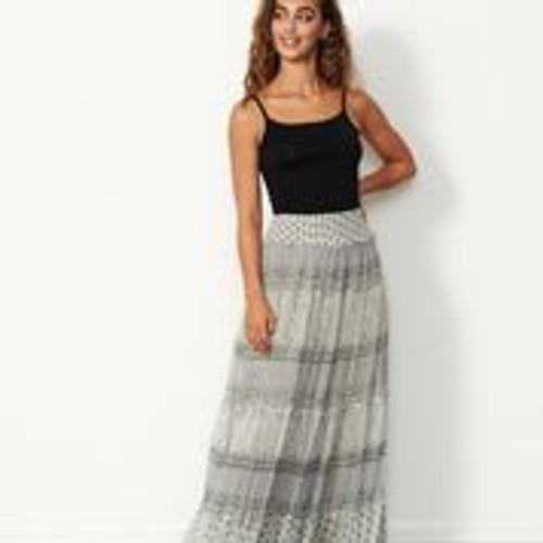 Multi Wear Skirt - Silver