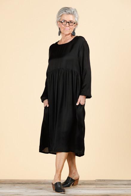 Nadia Dress - Black