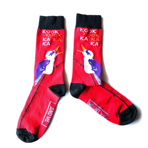 Socks - Kookaburras