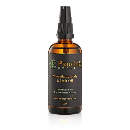 Nourishing Body & Hair Oil - 100ml