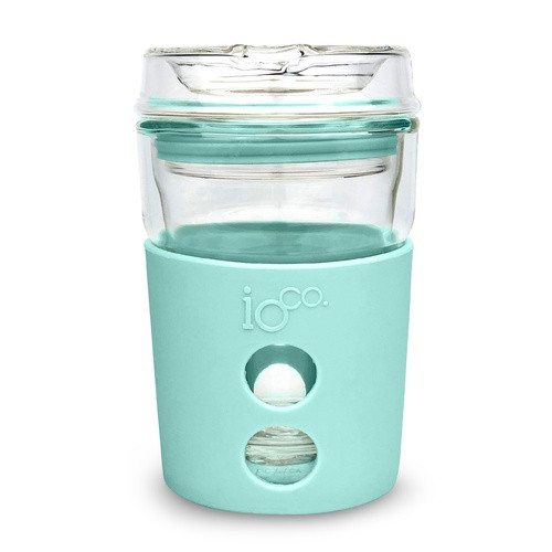 Glass Traveller 8oz - Fresh Mint