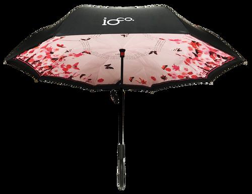 Reverse Umbrella - Butterflies