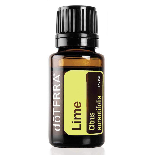 Lime Essential Oil - 15ml