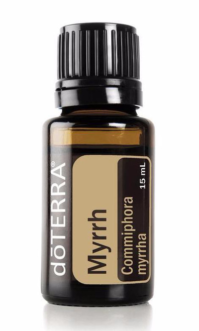 Myrrh Essential Oil - 15ml