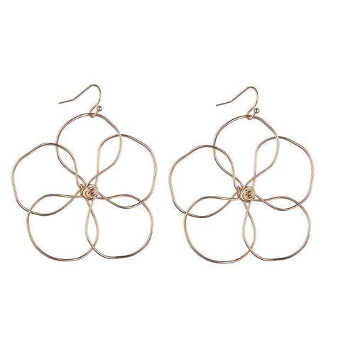 Patsy Fine Copper Earring