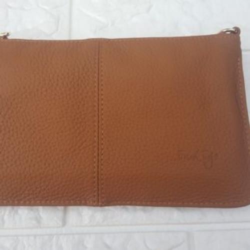 Rosa Small Shoulder bag-Brown
