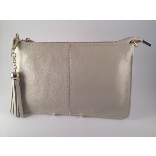Rosa Small Shoulder Bag-Neutral