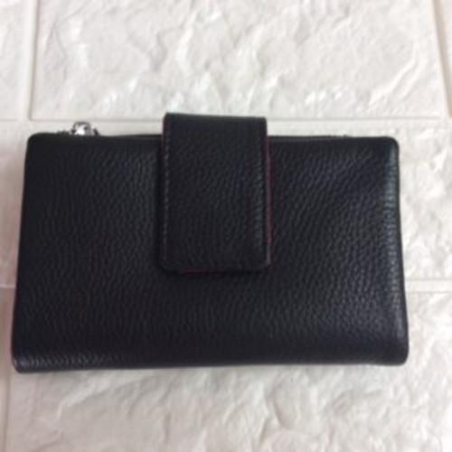 Short Wallet-Black