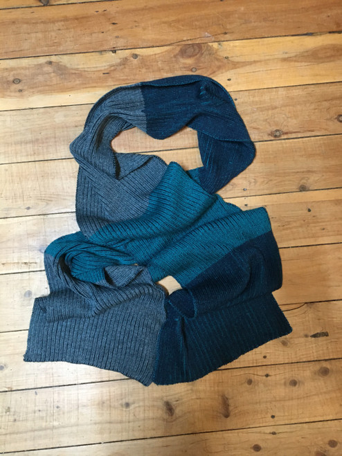 Charli Plated Block Scarf