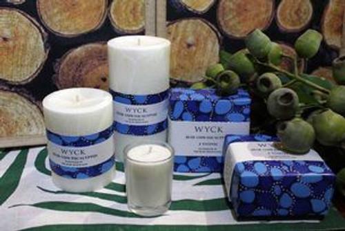 Pillar Candle - Blue Gum Eucalyptus 50hr
