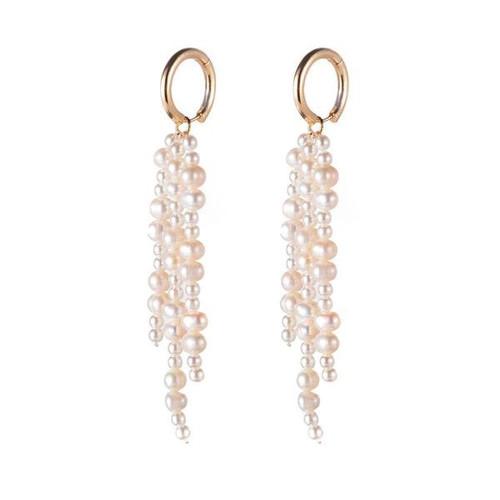 Terri Freshwater Pearl Earrings