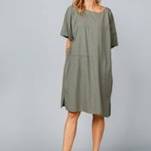 Morico Dress - Fern Flex