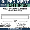 "CHT9409 Crosshead with Trim Strip 94 3/4"" X 9 1/4"""