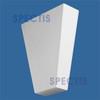 """K2710 Spectis Urethane Keystone 4""""P X 13 7/8""""H X 11 1/2""""W"""