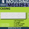 "MD1329-6 Spectis Molding Jamb Stock Trim 34""P x 6""H x 94""L"