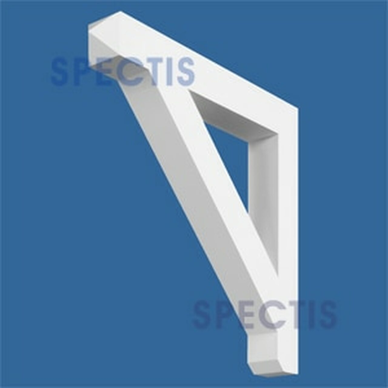 "BL2559 Corbel Block or Eave Bracket 3.5""W x 25.5""H x 27.25"" P"