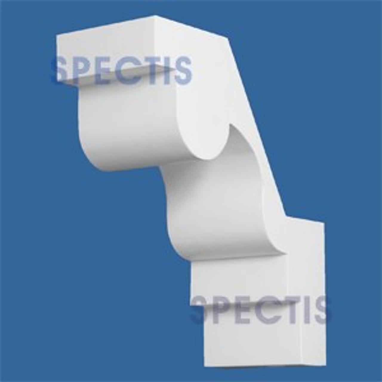 "BL2579 Corbel Block or Eave Bracket 7.75""W x 19.5""H x 17.25"" P"