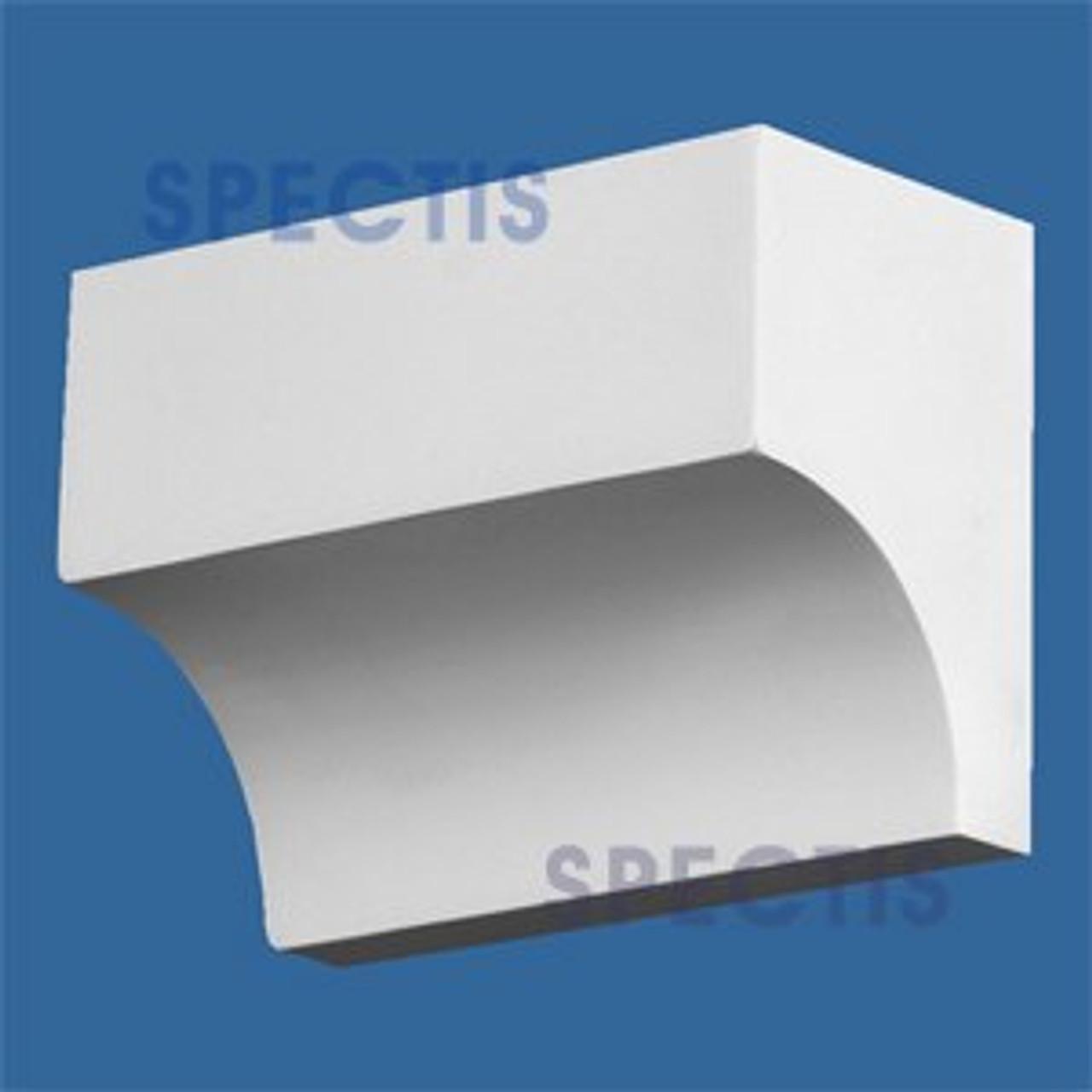 "BL2616 Corbel Block or Eave Bracket 4""W x 3""H x 2"" P"