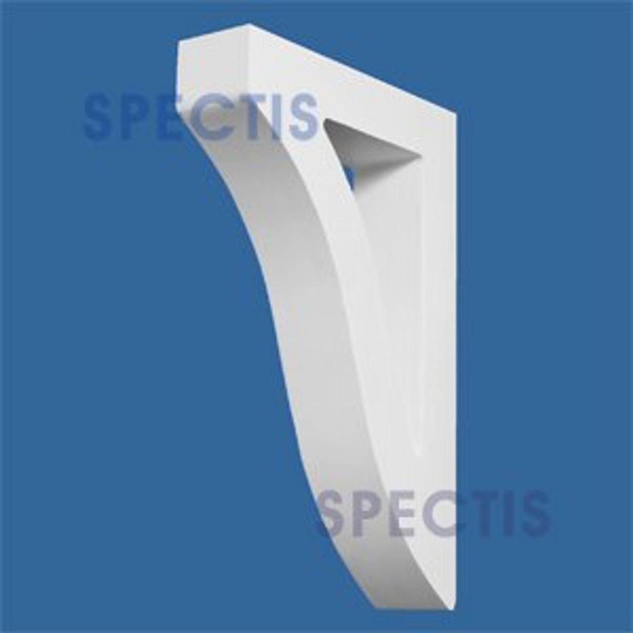 "BL2645 Corbel Block or Eave Bracket 2.9""W x 17""H x 11"" P"
