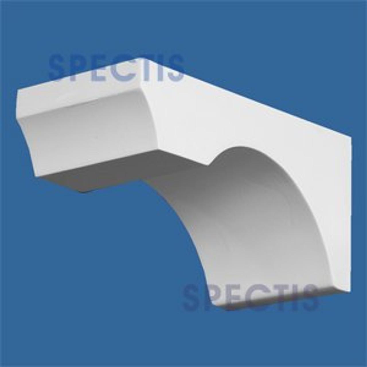 "BL2667 Corbel Block or Eave Bracket 3.75""W x 3.9""H x 7.5"" P"