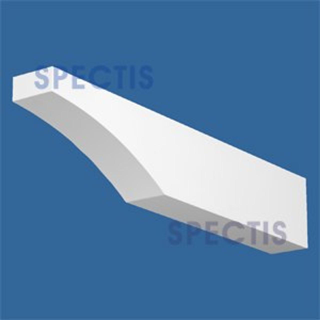 "BL2694 Corbel Block or Eave Bracket 4""W x 6.75""H x 36"" P"