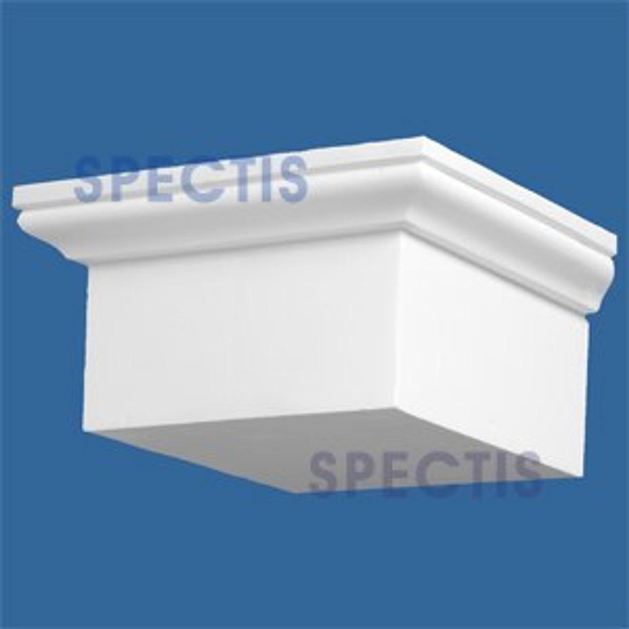 "BL2736 Corbel Block or Eave Bracket 9.5""W x 5""H x 9.5"" P"