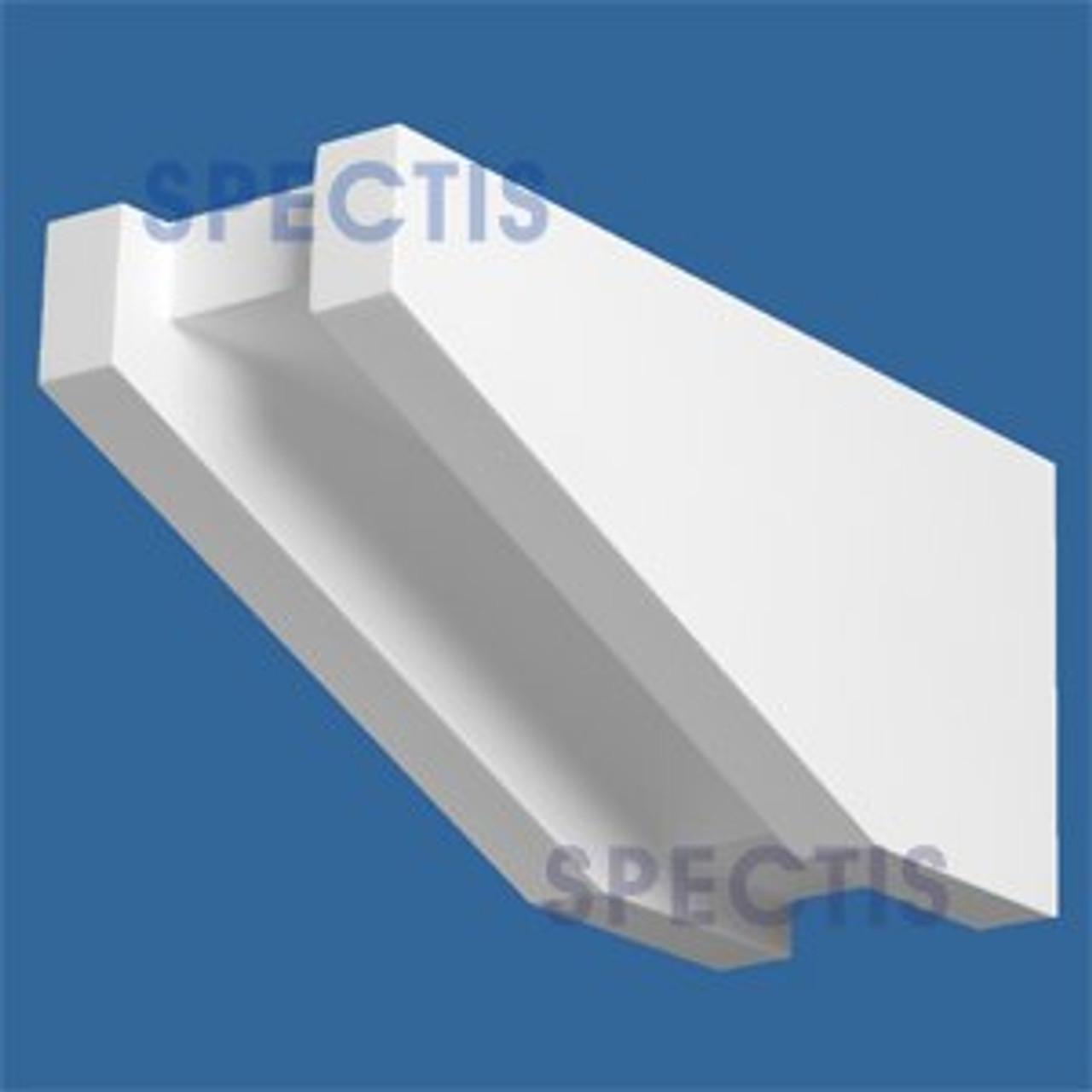 "BL2779 Corbel Block or Eave Bracket 6.5""W x 7.5""H x 16.5"" P"