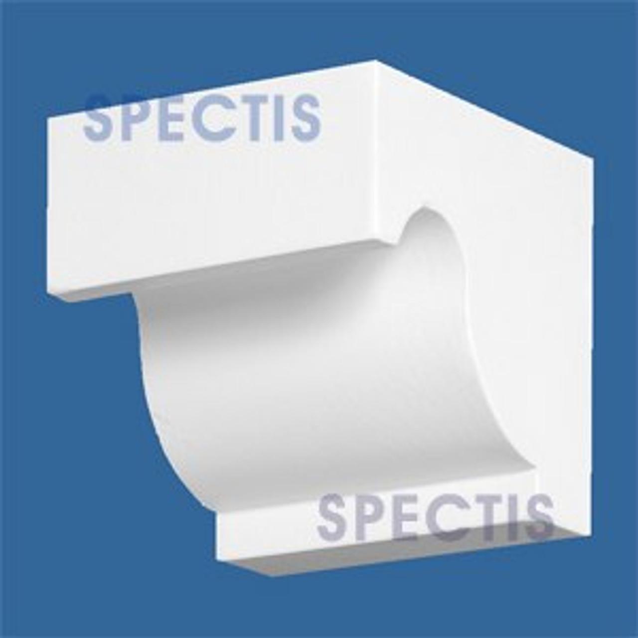 "BL2801 Corbel Block or Eave Bracket 3.75""W x 3.5""H x 3.75"" P"