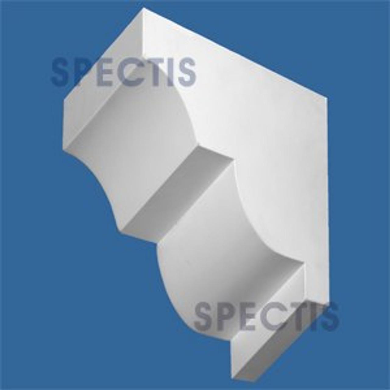 "BL2816CF Corbel Block or Eave Bracket 12""W x 49""H x 12"" P"