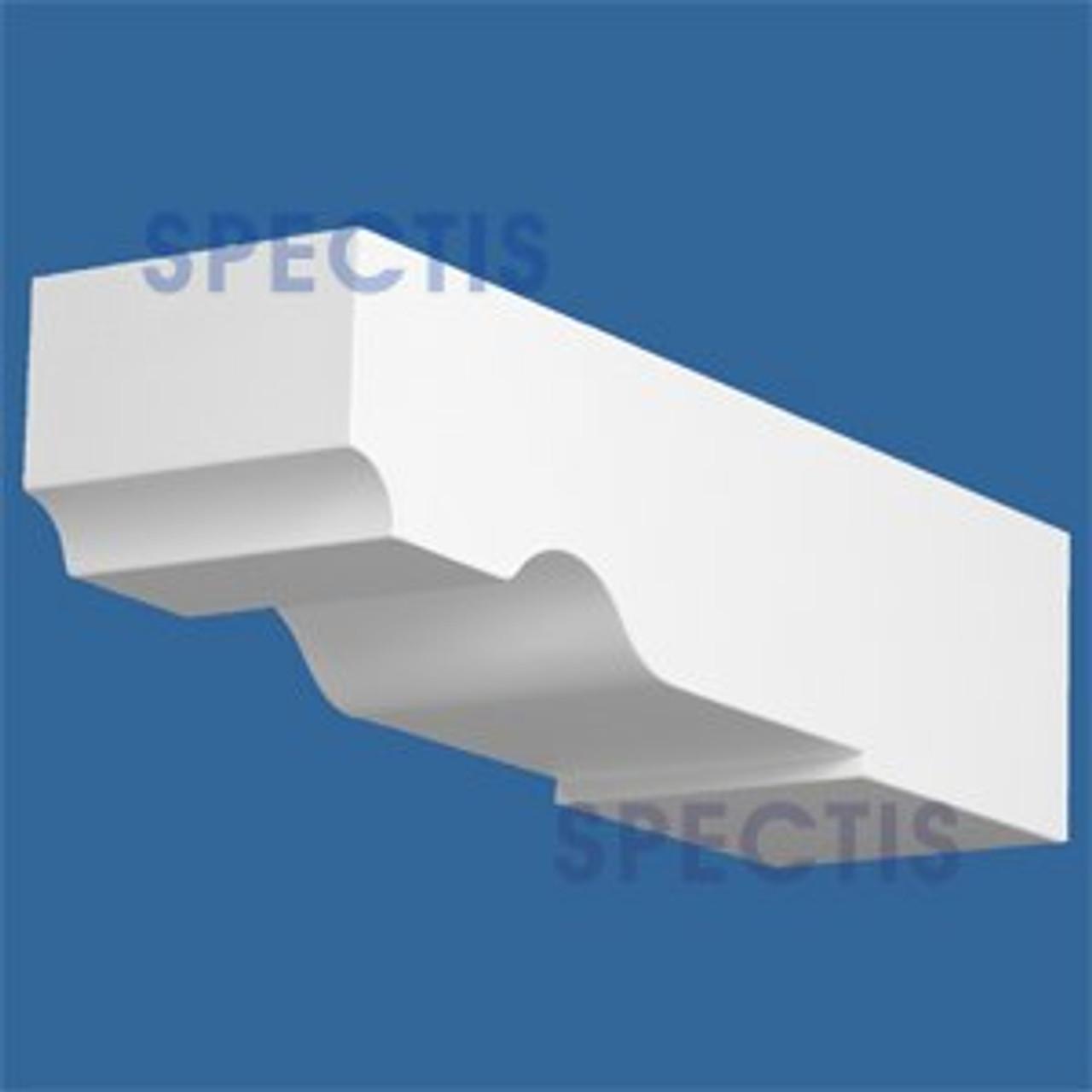 "BL2843 Corbel Block or Eave Bracket 4""W x 3.75""H x 14"" P"