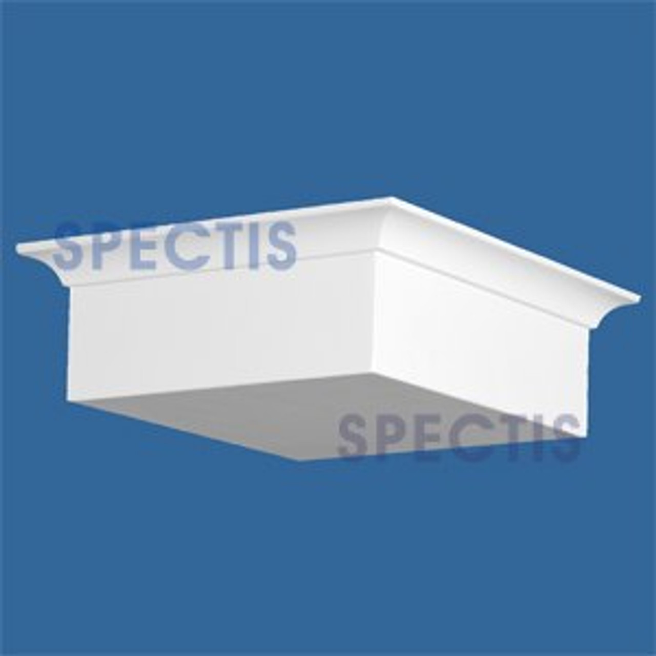 "BL2907 Corbel Block or Eave Bracket 8.5""W x 3""H x 9.5"" P"