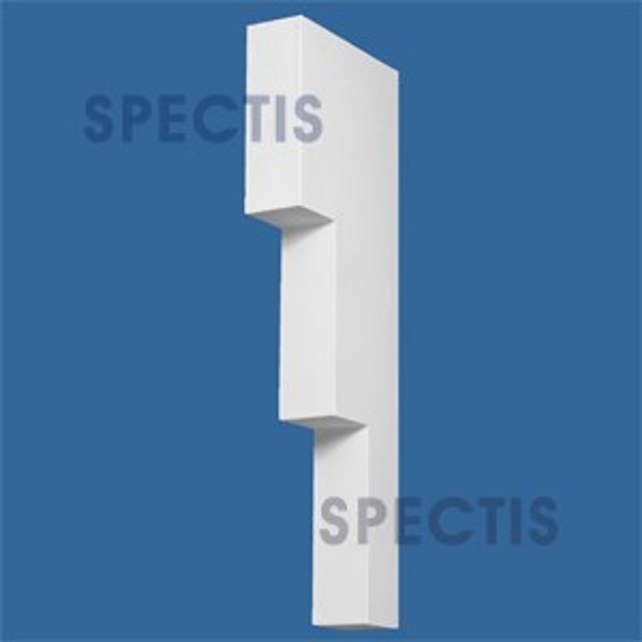 "BL2927 Corbel Block or Eave Bracket 4""W x 36""H x 12"" P"