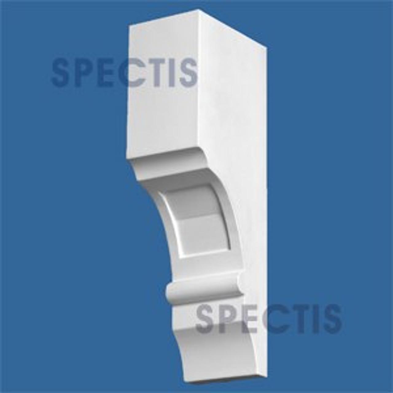 "BL2935 Corbel Block or Eave Bracket 3.5""W x 14""H x 5.25"" P"