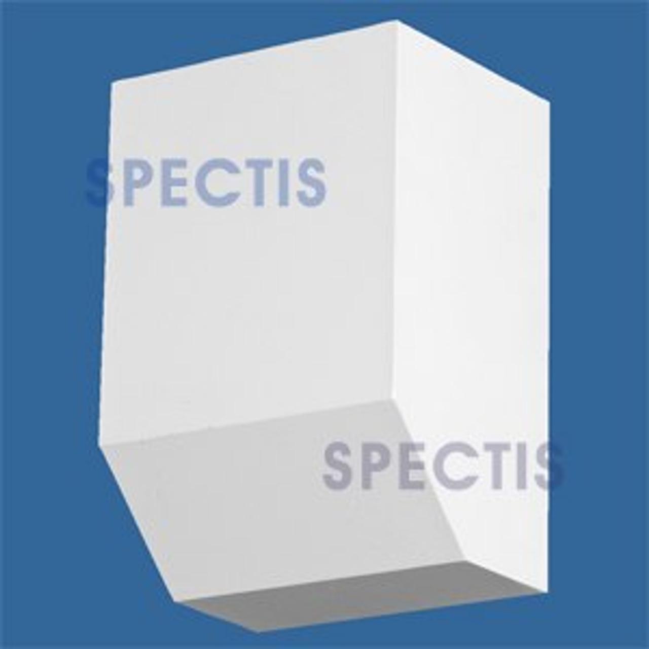 "BL2940 Corbel Block or Eave Bracket 5.5""W x 8""H x 4.5"" P"