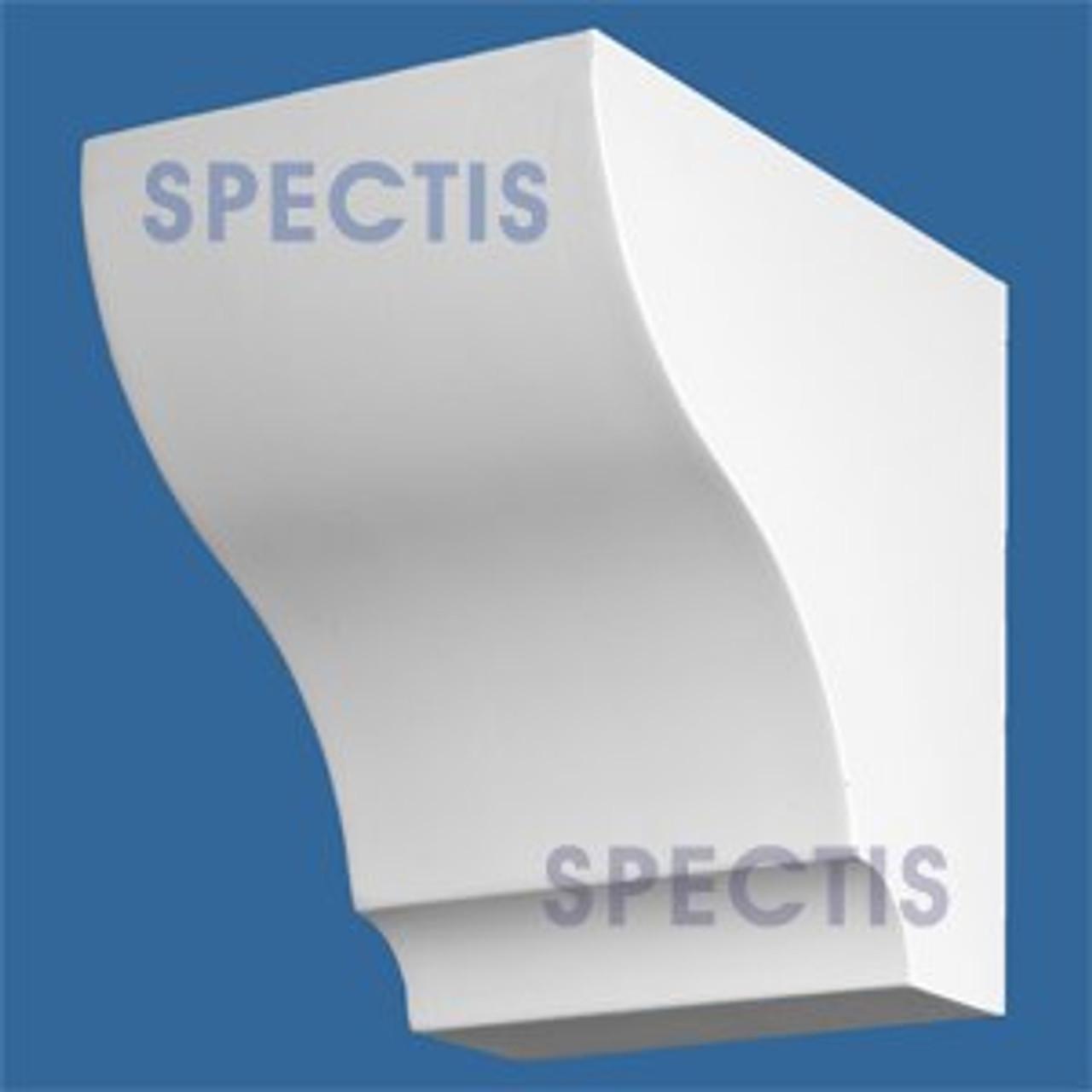 "BL2959 Corbel Block or Eave Bracket 5.5""W x 7.25""H x 7.5"" P"