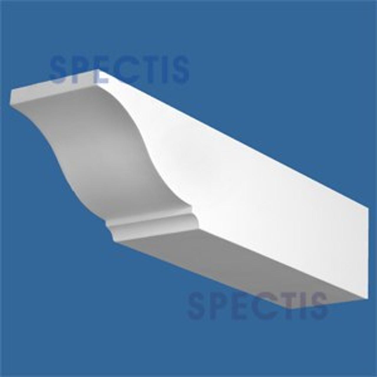 "BL2963-14 Corbel Block or Eave Bracket 4""W x 4""H x 14"" P"