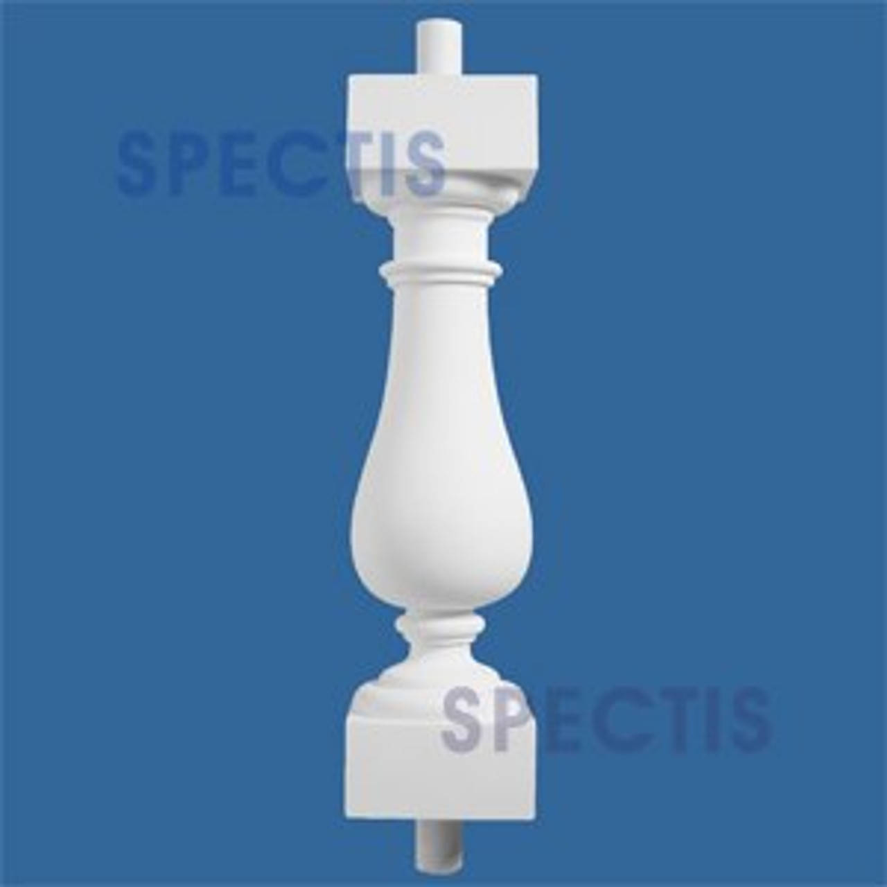 """BAL2034-28EXT35 Spectis Baluster or Spindle 7 1/4"""" x 35"""""""