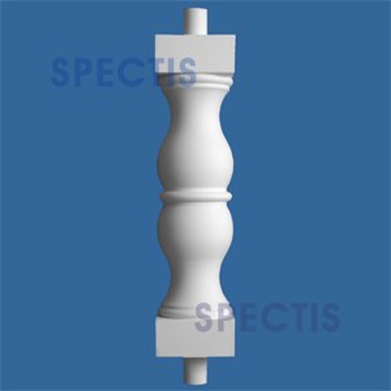 "BAL2210-22 Spectis Urethane Railing Baluster 5 1/2"" x 22"""