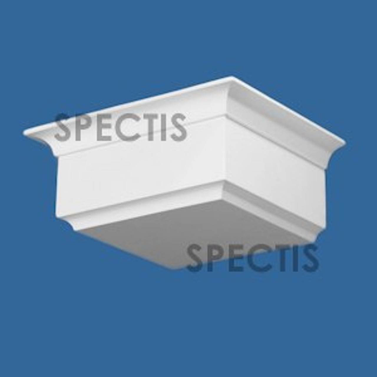 """BL2997 Spectis Eave Block or Bracket 10""""W x 4""""H x 8"""" Projection"""
