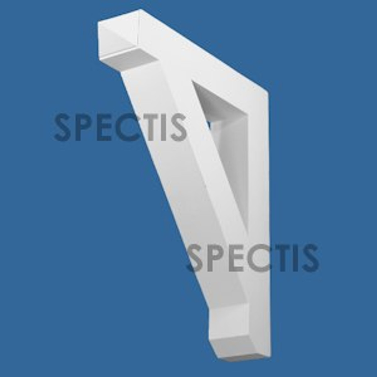 """BL3050 Spectis Eave Block or Bracket 3""""W x 18""""H x 16"""" Projection"""