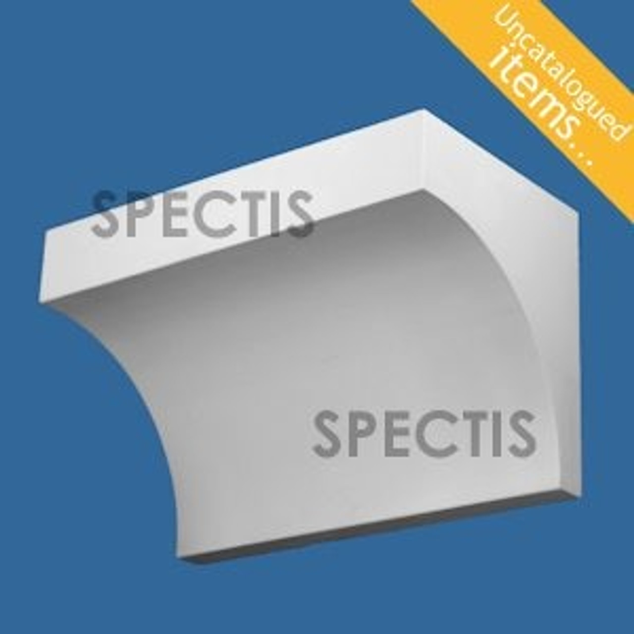 """BL3021 Spectis Eave Block or Bracket 17.75""""W x 11""""H x 9.75"""" Projection"""