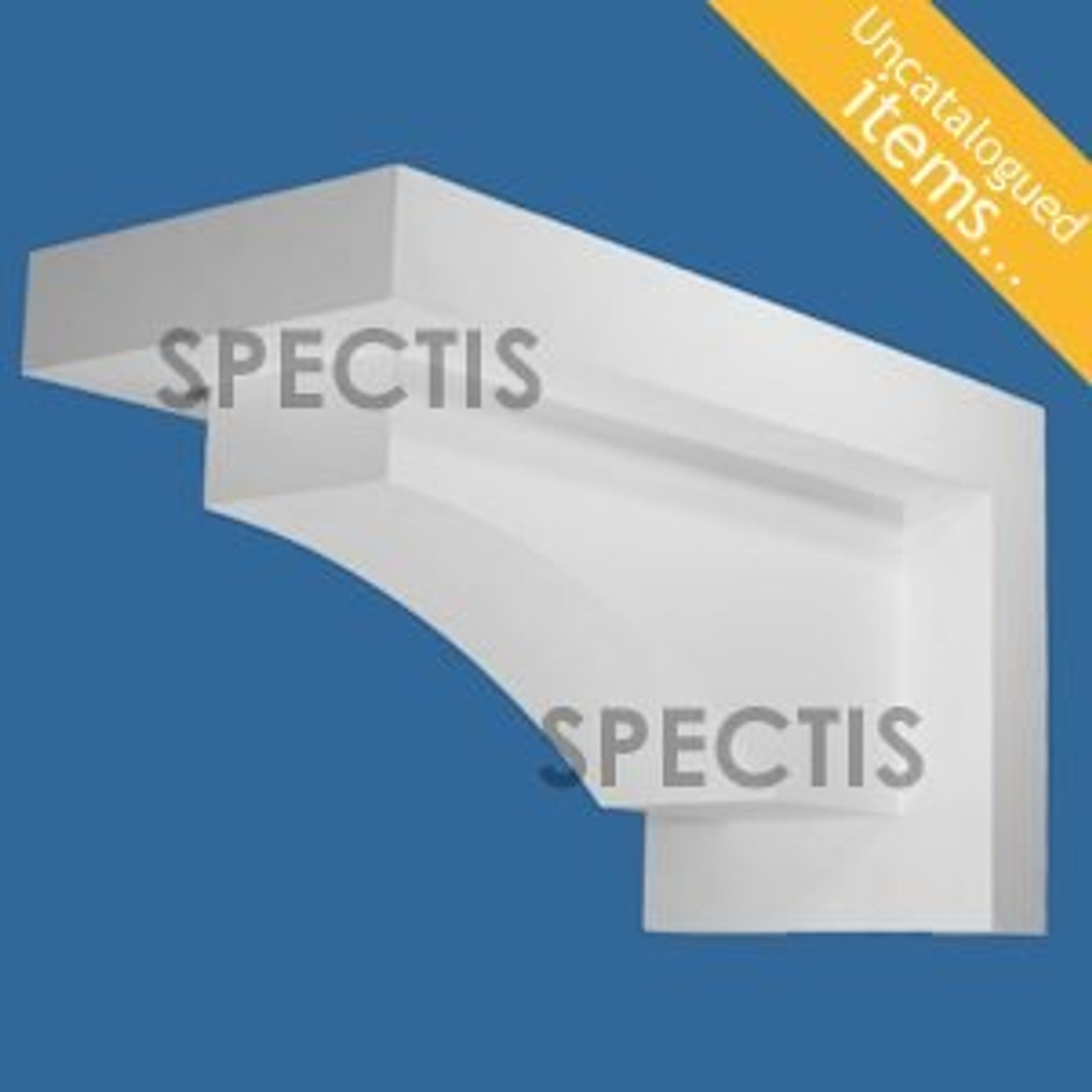 """BL3025 Spectis Eave Block or Bracket 16""""W x 20""""H x 36"""" Projection"""