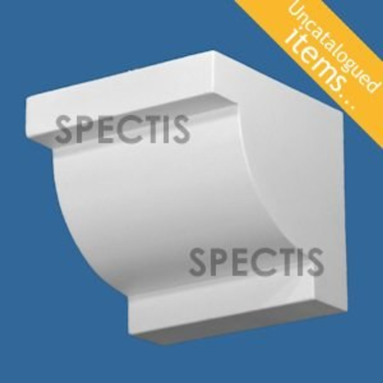 "BL3032 Spectis Eave Block or Bracket 5.5""W x 5""H x 5.5"" Projection"