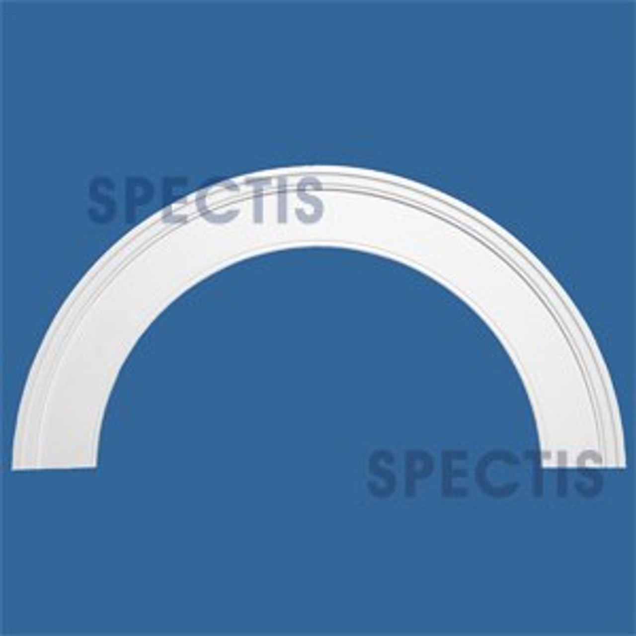 "AT1025-72 Arch Circle Top with 72"" Opening"