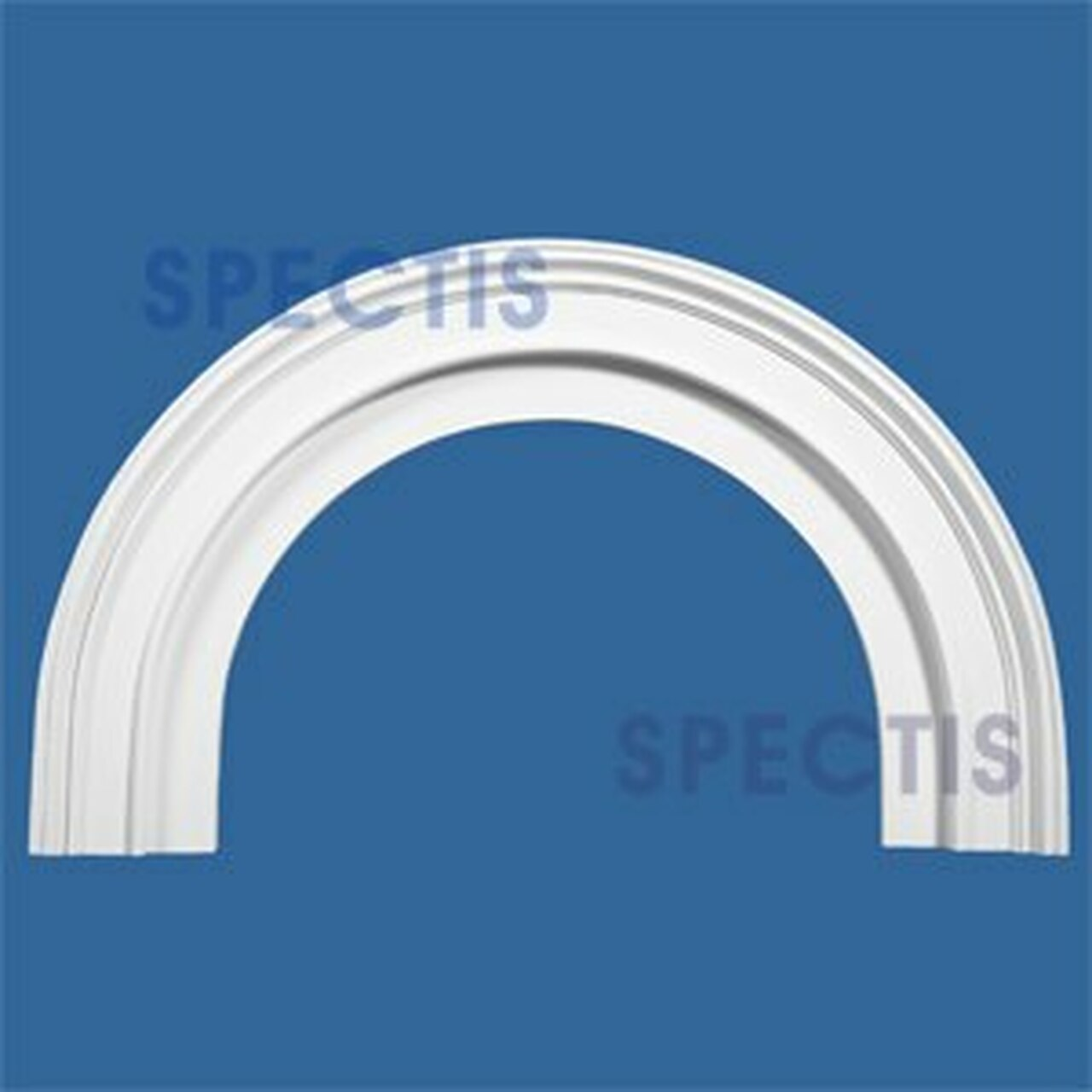 "AT1144-68 Arch Circle Top 5.5"" Wide - Fits 68"" Opening"