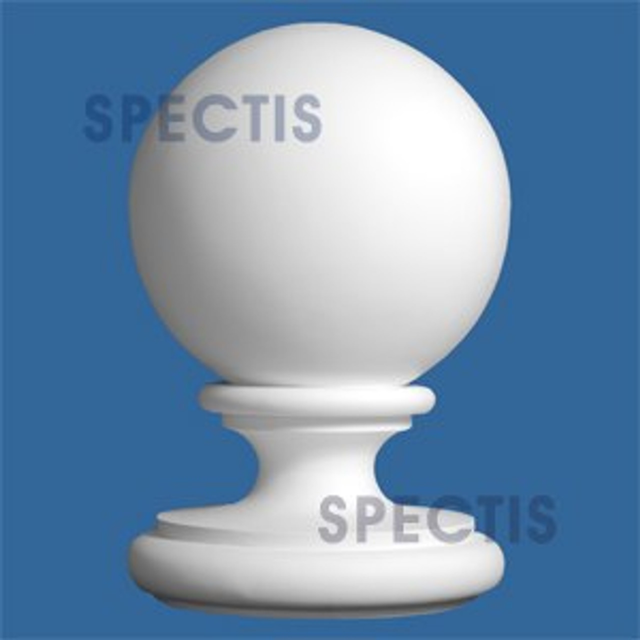 "BA24 Urethane Ball Cap for Newel Post 24"" Wide"