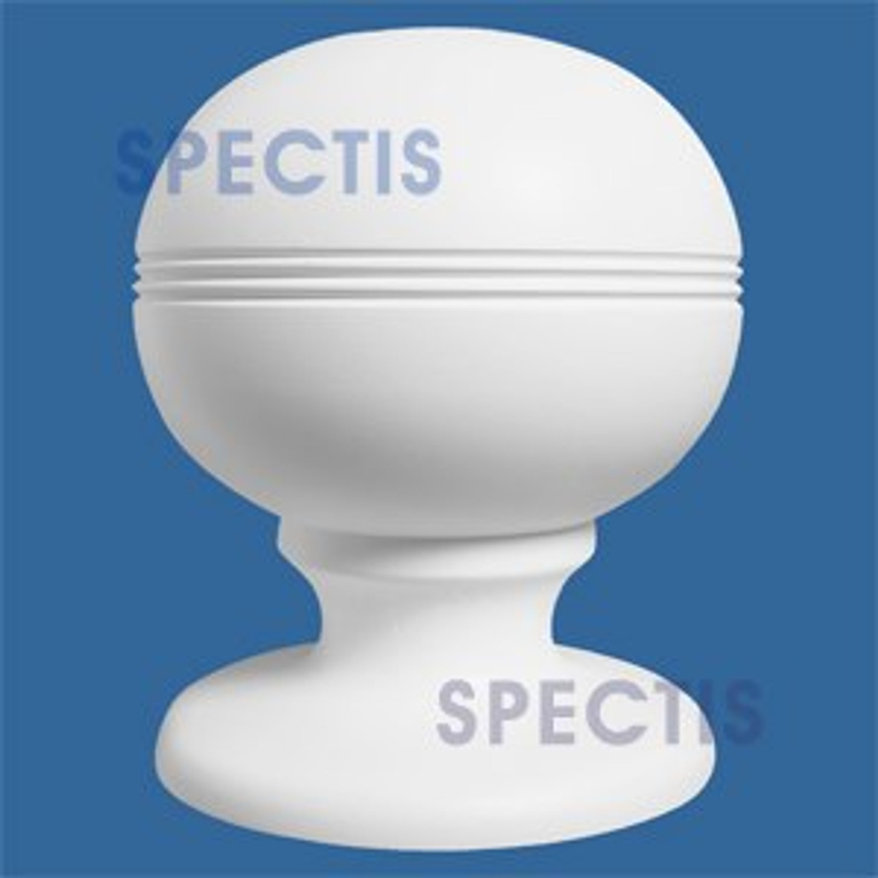 "BA7KN Urethane Ball for Newel Post Cap 7"" Wide"