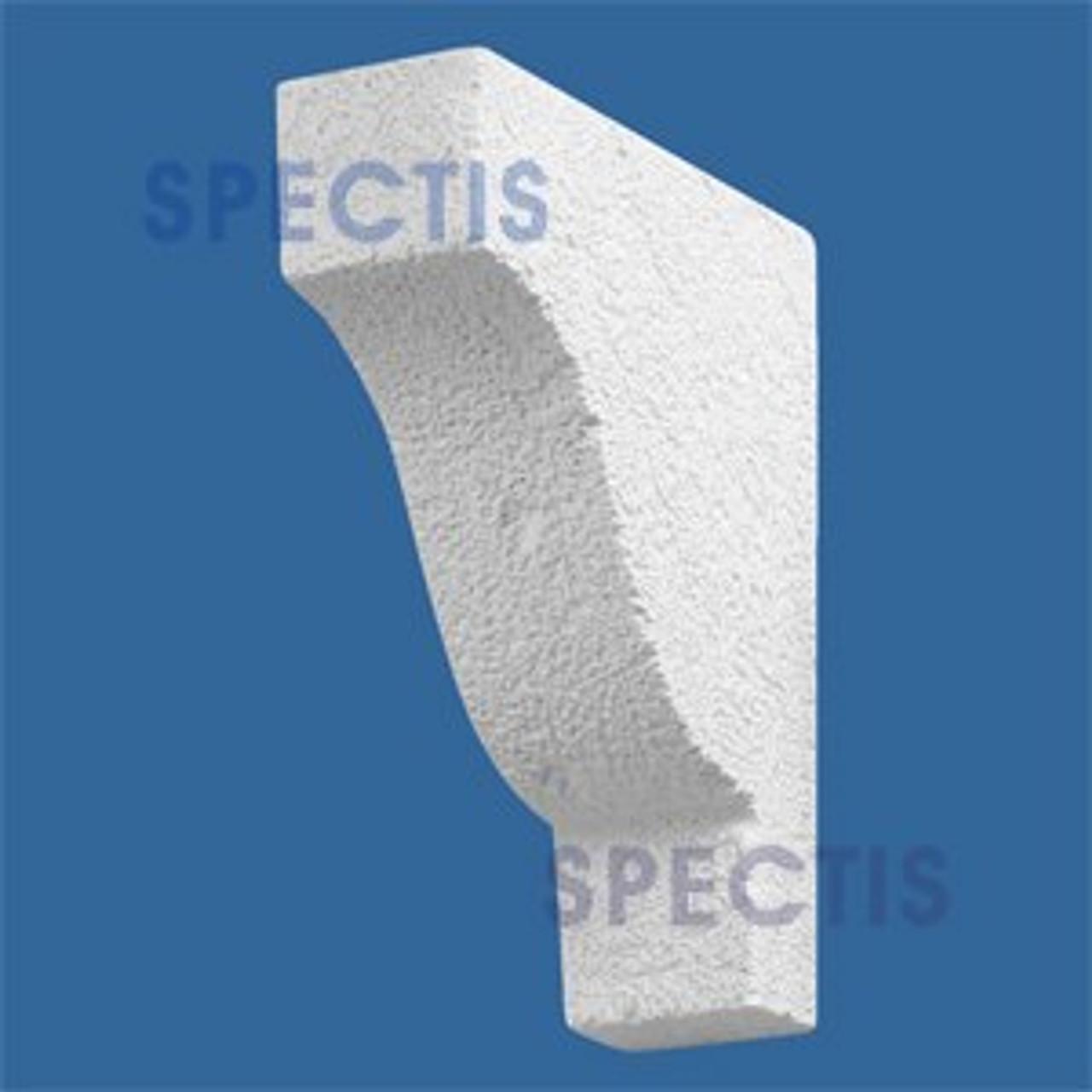 "BL2447FS Corbel Block or Eave Bracket 4""W x 15.75""H x 14"" P"