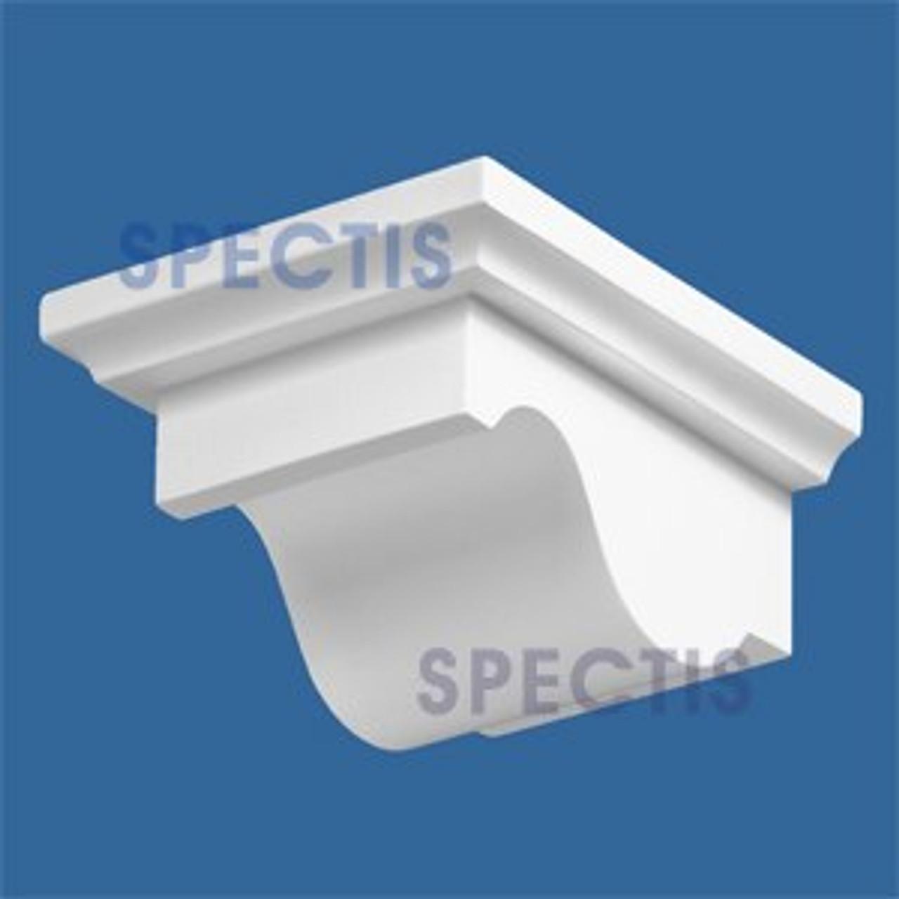 "BL2459 Corbel Block or Eave Bracket 5""W x 3""H x 5.5"" P"