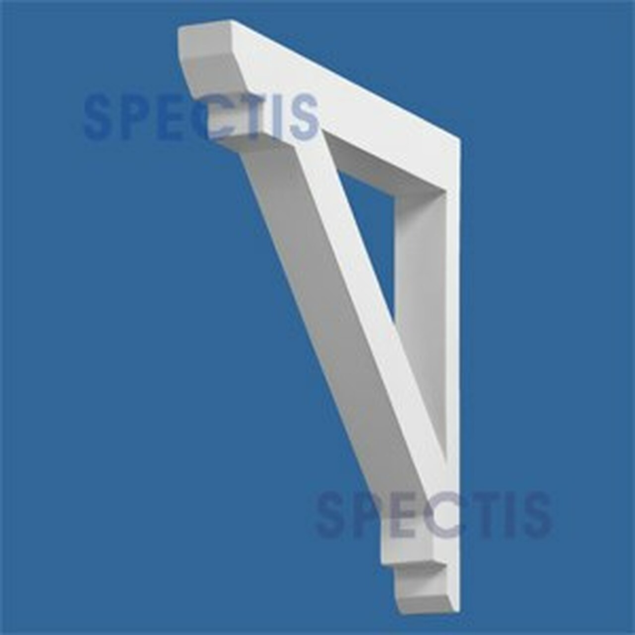 "BL2468 Corbel Block or Eave Bracket 2""W x 16""H x 16"" P"
